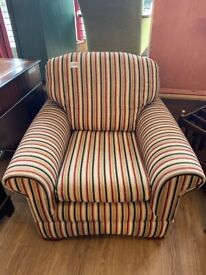 Armchair , good quality and condition. Free local delivery