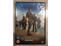 Rogue One Star Wars DVD