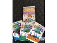 Comedy DVD's x 4