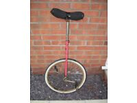 Unicycle by Pashley