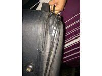Large suitcase free