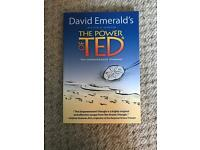 Brand new book: The Power of Ted, by David Emerald