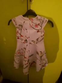 Ted baker 3-4 years dress