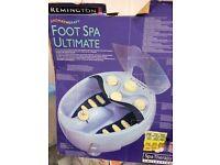Remington Ultimate Foot Spa