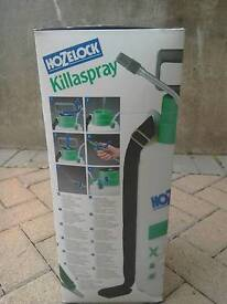 Hozelock pump Killasprayer
