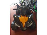 Electric quad ideal for xmas present