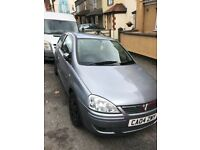 Vauxhall Corsa SXI, 1.2, Silver, 81000. GREAT LITTLE RUNNER!