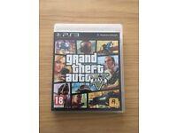 PS3 Game - Grand Theft Auto V - GTA V