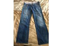 Ladies Replay Boyfriend Style Jeans W30 L32