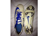 NIKE Mercurial football boots size 8UK