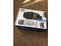 Trust urban virtual reality glasses for smart phone with magnetic action button bnib