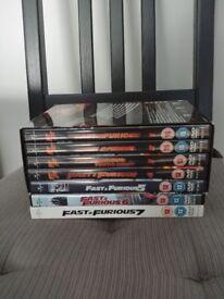 DVD Bundle (29 Action Movies)