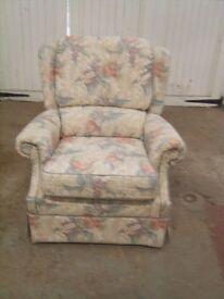Fabric Chair 50/6/16