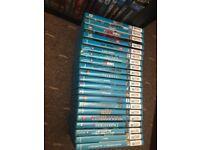 Wii u console 21 game extra controller