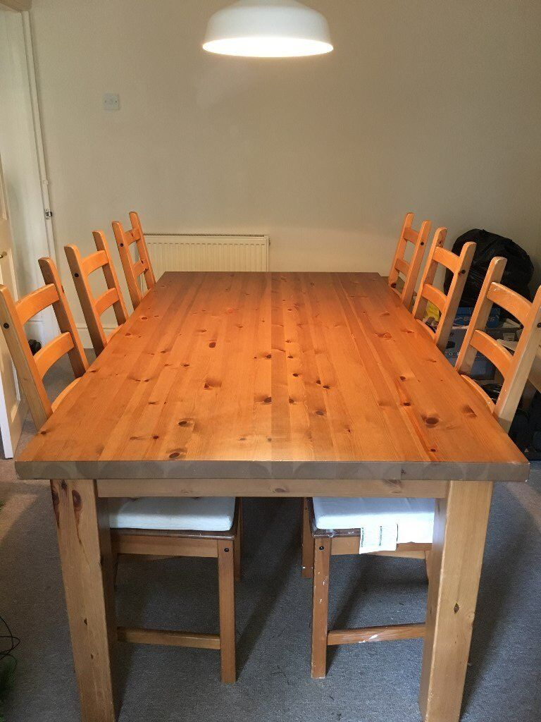 Dining Table Chairs For Sale Image 1 Of 5