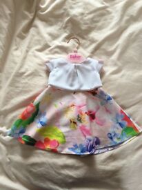 Ted Baker baby girl's dress - size 0-3 months