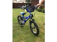 Boys 16inch wheel bike