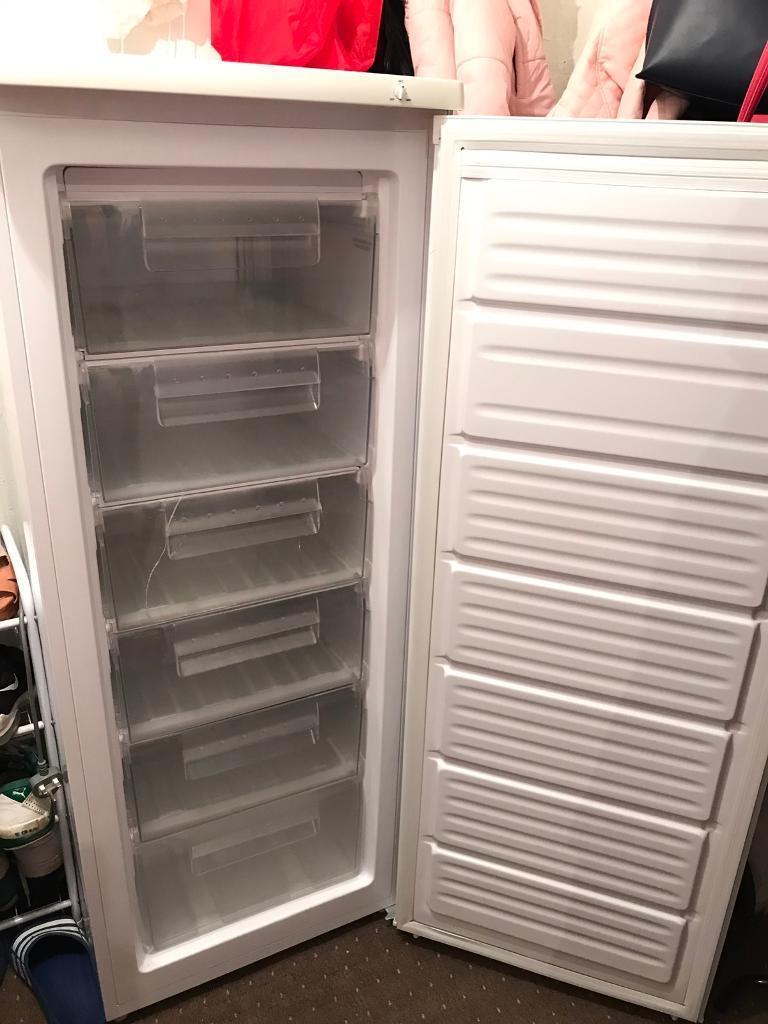 Tall freezer