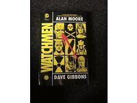 Watchmen comic- Alan Moore &I Dave Gibbons