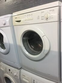 nice white bosch classic washing machine it's 6kg 1200 spin in excellent condition in full working