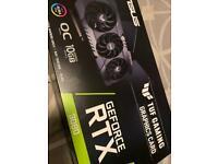 ASUS TUF RTX 3080 Graphics Card