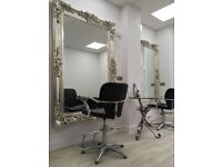 Hairdressing Chair To Rent In City Centre Salon, Exeter