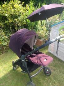 Mamas and papas mulberry parasol