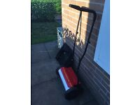 Push Cylinder Mower (as new condition)