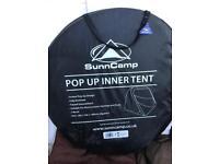 SunnCamp pop up inner tent