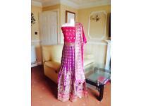 Asian Lehnga Suit / Dress [Size 12] BRAND NEW