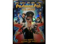 Postman pat movie. Dvd