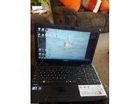 TOSHIBA Laptop I3 processor