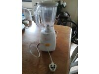 Fully working 1 litre blender/juicer