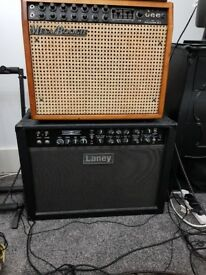 Laney Iron heart 2x12 combo for sale/trade
