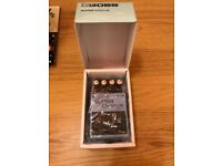Boss Super Chorus CH-1 - boxed and in near mint condition