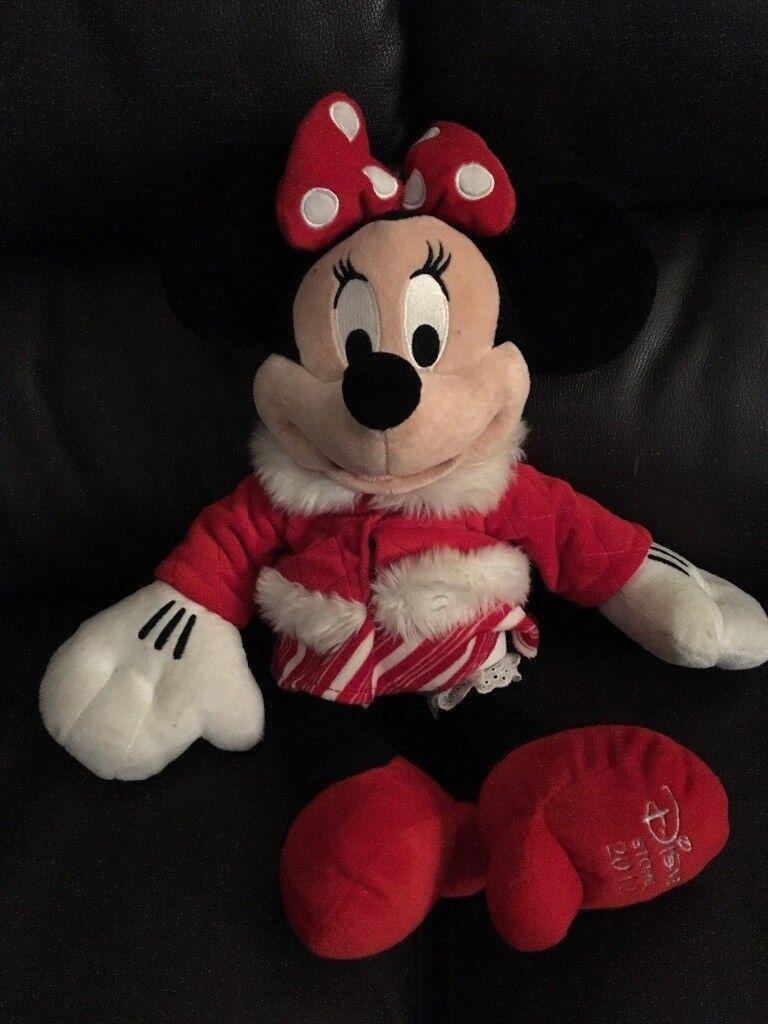 Disney Mini Mouse Soft Toy