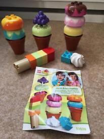 Duplo Creative Ice Cream set 10574