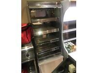 Display Fridge and Hot display cabinet