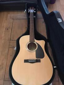 Fender Electric/Acoustic guitar