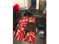 Carp fishing kit - Fishing equipment