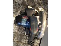 Bosch skill saw 110v