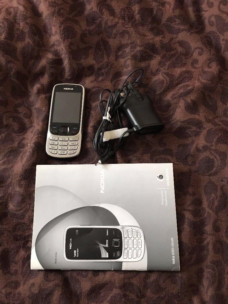 Nokia 6303- Unlocked