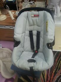 mothercare portable baby car seat