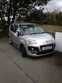 *** REDUCED TO SELL CITROEN C3 DIESEL PICASSO; EXCELLENT CONDITION***