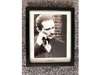 Framed De Niro, Pacino, Godfather And Sopranos Posters