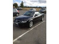 Audi A4 convertible 1.8 turbo !!!! LOW MILLIAGE !!! mint condition