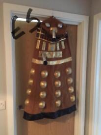 Kids Dalek dress up