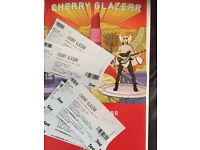 cherry glazerr half price tickets for cluny2 newcastle wed 30th may four tickets available £5 each