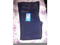 Rohan jeans brand new 12R