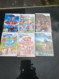 For Sale - Bundle of Wii games